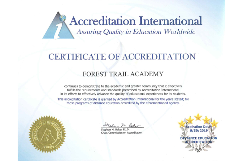 Ai Accreditation
