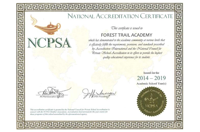 NCPSA_Accreditation
