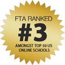 Top 50 online schools in US