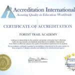Forest Trail Academy Accreditation And Memberships 6