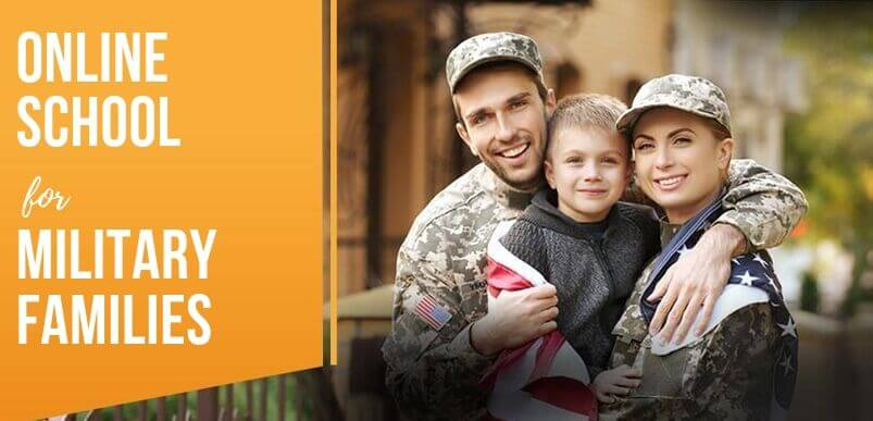 How Online School Works for Military Families? 1